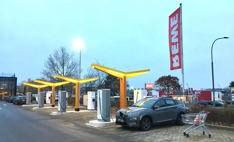 Fastned rewe