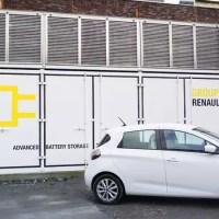 Renault nutzt Akkus aus dem Zoe für stationären Batteriespeicher