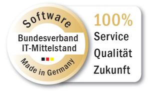 "ROTORsoft erhält Zertifikat ""Software – Made in Germany"""