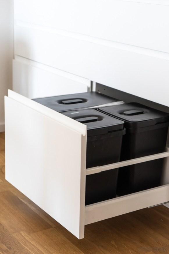 Ordnungstipps für Abstellraum und Küche // Werbung ...