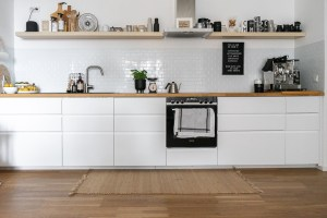 Ideas for a Scandinavian kitchen ›triangle   On Ideal