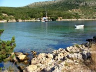 view over the bay of Artheras