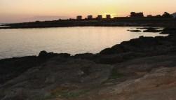 sunset at Kounopetra