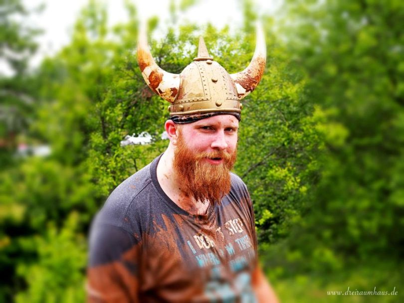 dreiraumhaus #goretexbigdays #vikingheroeschallenge Viking Heroes Challenge