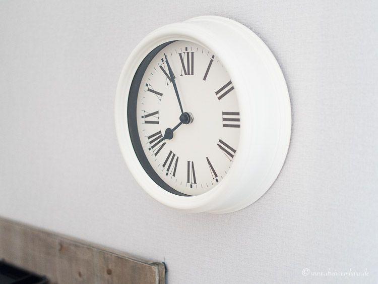 dreiraumhaus Uhr Wanduhren Faibles Onlineshop Deko Living