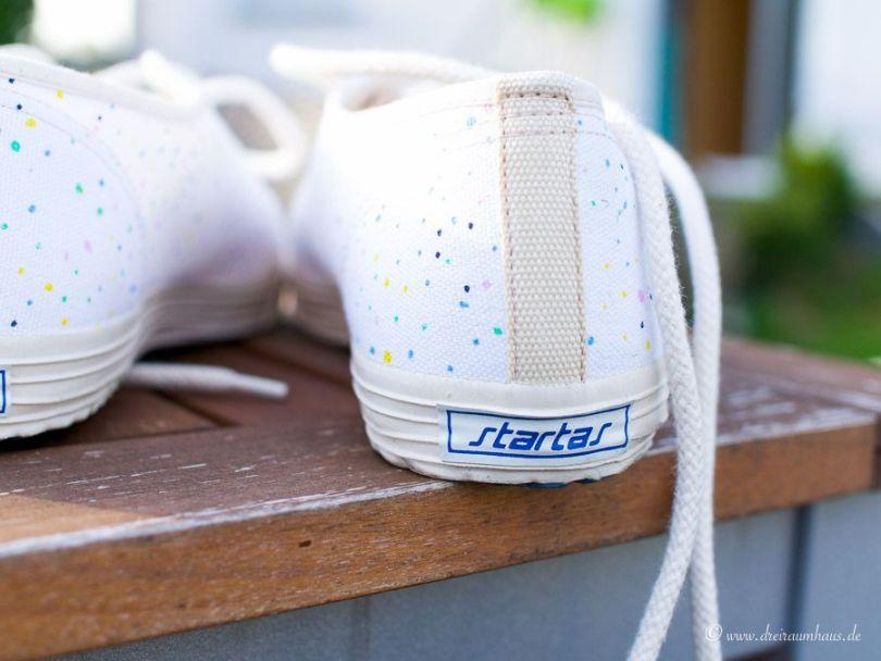 dreiraumhaus Fashion Startas Schuhe Stoffschuhe-11