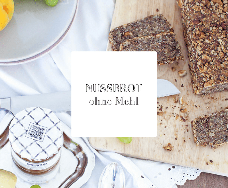 Rezept Nussbrot ohne Mehl