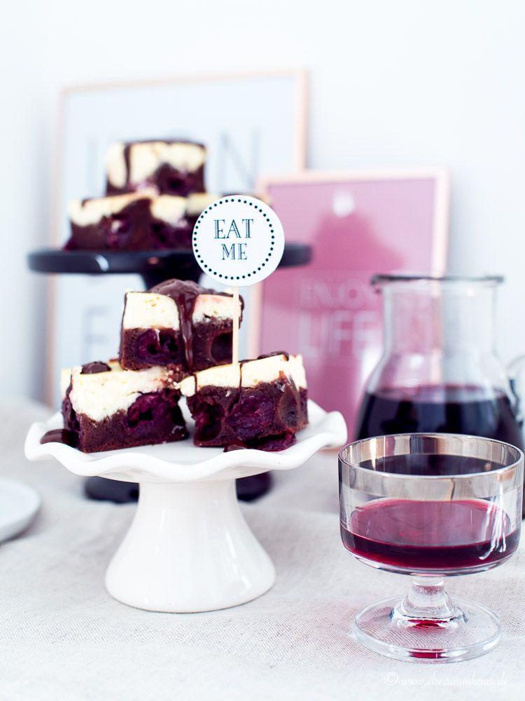 dreiraumhaus-freitagsmampf-brownies-rezept-food-sweets-kuchen-cheesecake-brownies