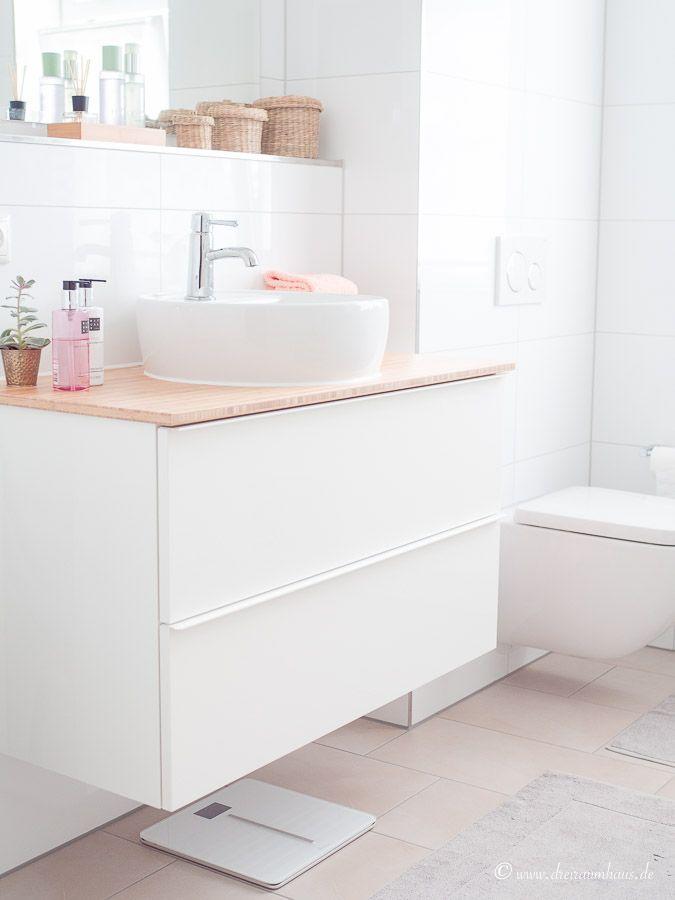 badezimmer dekoration wie dekoriere ich ein bad sch n. Black Bedroom Furniture Sets. Home Design Ideas