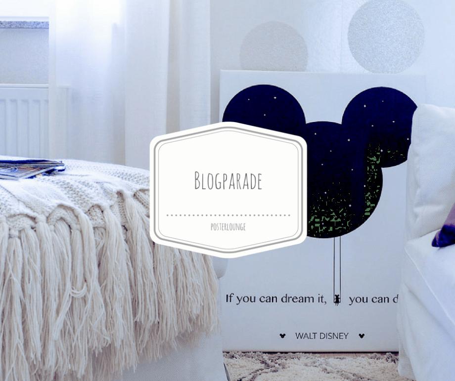 BLOGPARADE: Verschönert Euer Zuhause mit Bildern von Posterlounge! Es winken Euch fröhlich 100 Euro Gutscheine...