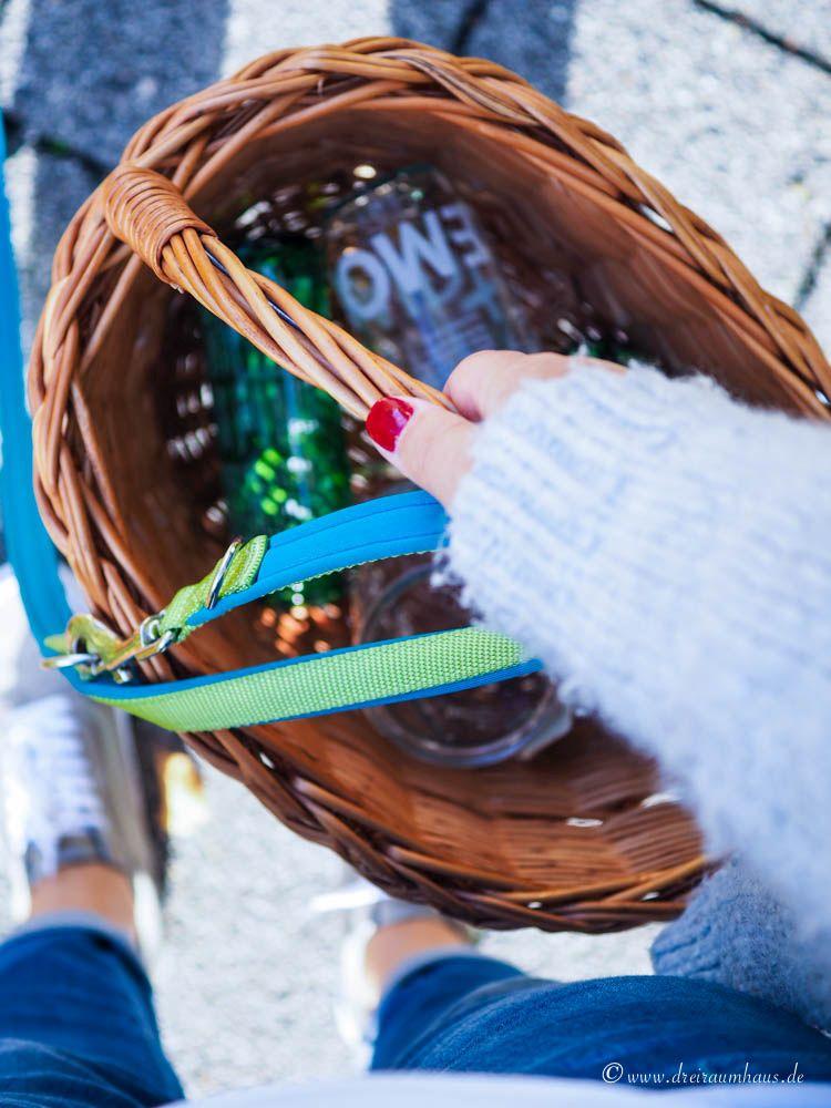 Friends of Glass Upcycling and Recycling: Raus in den Herbst! Recycelt mit mir gemeinsam Glas und gewinnt eine KitchenAid Küchenmaschine!