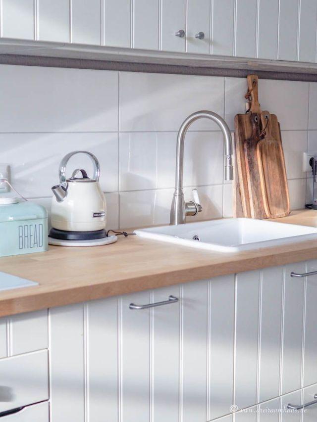 Die Küchenplanung meiner IKEA Hittarp Küche ...