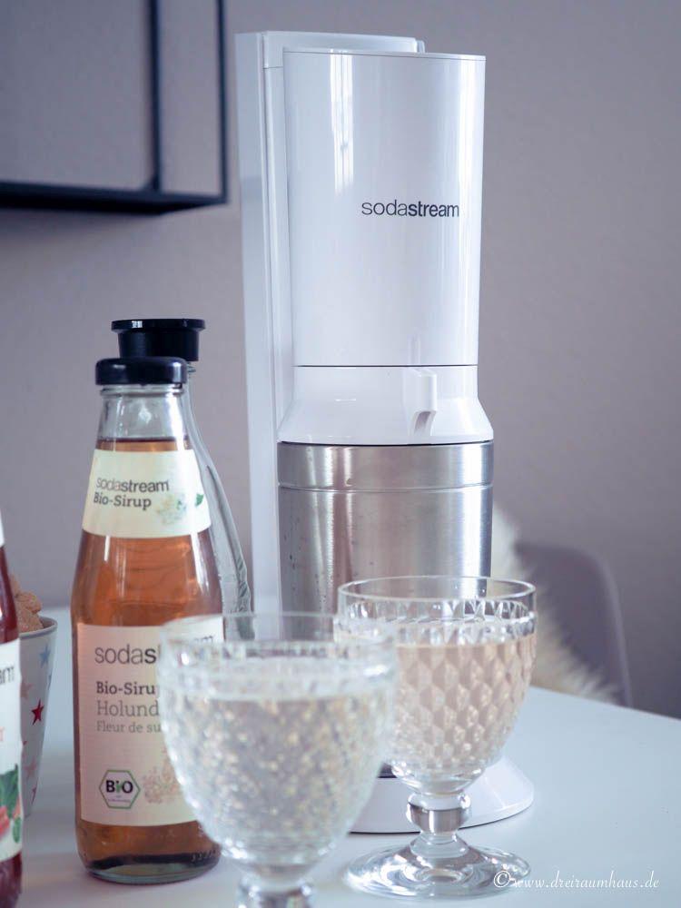 der sodastream crystal wassersprudler und warum mir optik wichtig ist. Black Bedroom Furniture Sets. Home Design Ideas