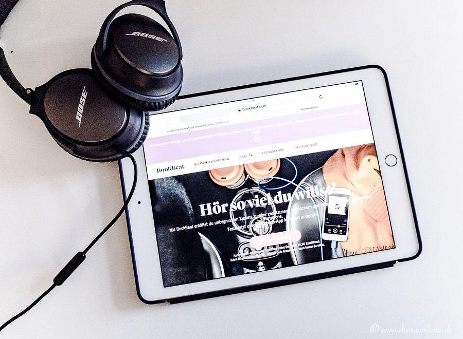 Ein langersehntes Weihnachtsgeschenk und BookBeat für die Ohren...Hörbuch Streaming per App!