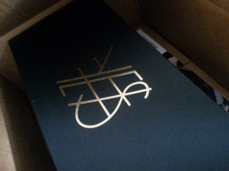 The box is even pretty