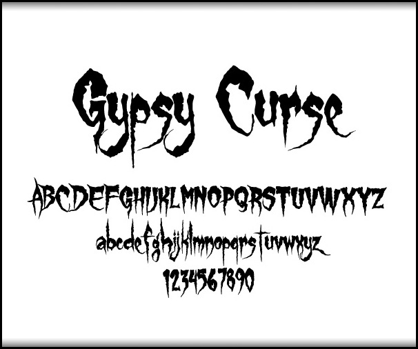 http://www.fontspace.com/sinister-fonts/zombified
