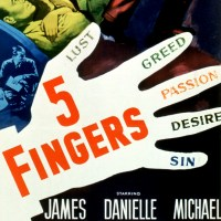 L'Affaire Cicéron (5 Fingers) 1952