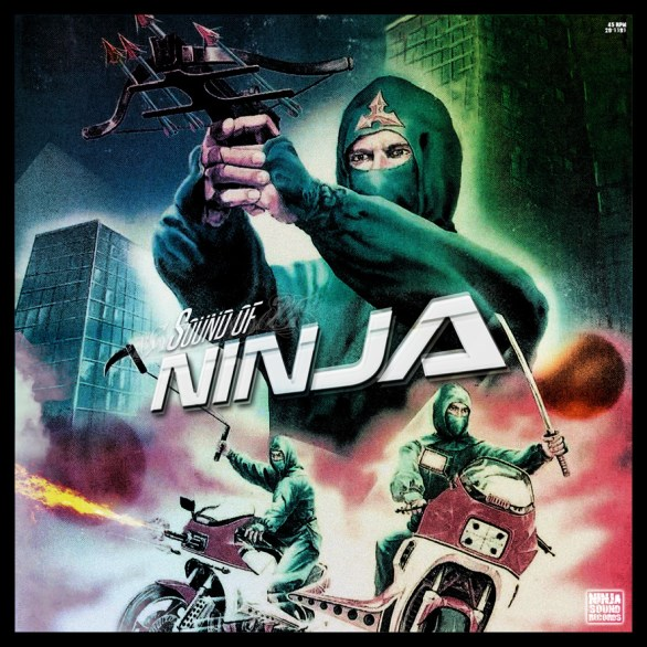 sound of ninja (black edition)