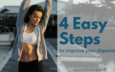 4 Easy Steps To Improve Your Digestion