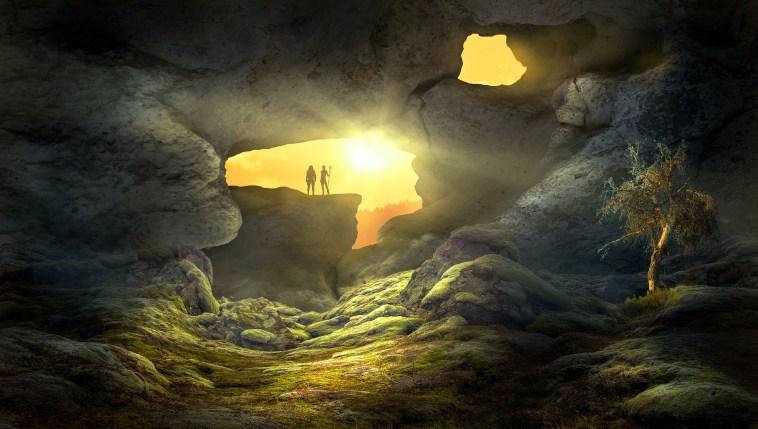 Fantasy Cave, by Stefan Keller, Courtesy of Pixabay