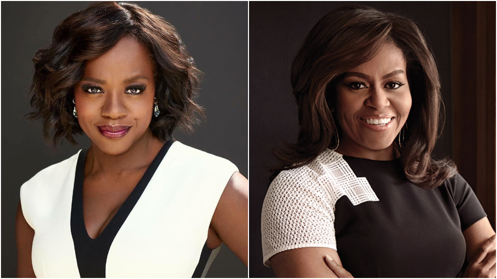 Viola Davis To Star In Showtime's 'First Ladies' as Michelle Obama