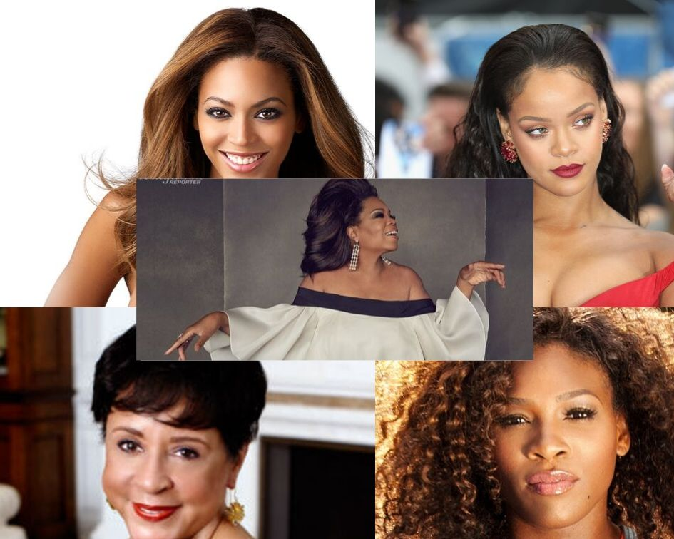 richest black women