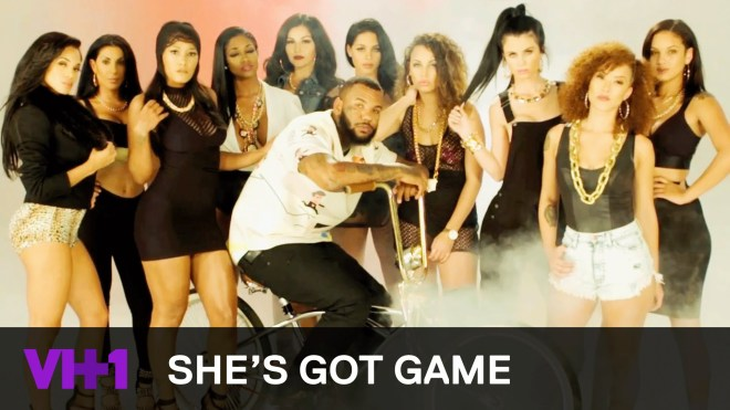 the game reality show she's got game cast