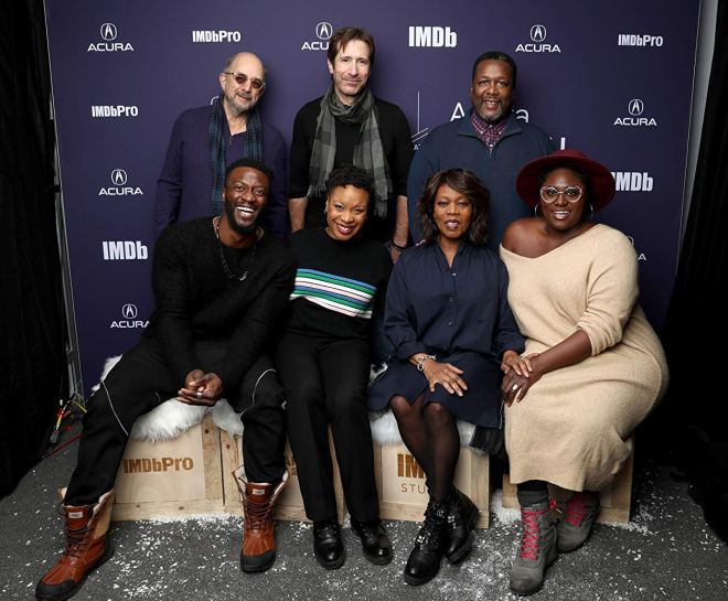 alfre woodard and cast of clemency