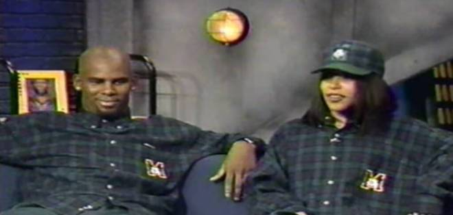 R. Kelly and Aaliyah interview