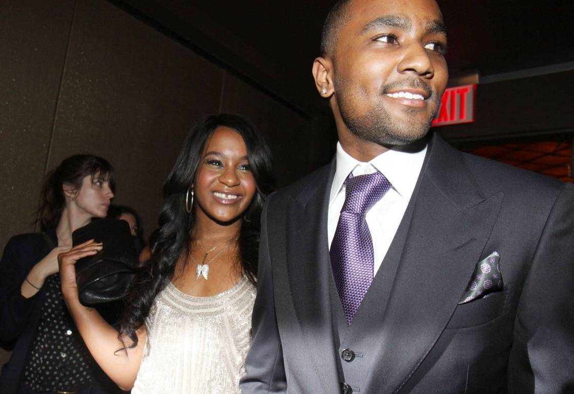 nick gordon and bobbi kris