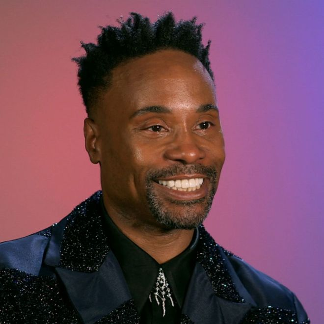 NAACP Entertainer of the Year Nominee Billy Porter