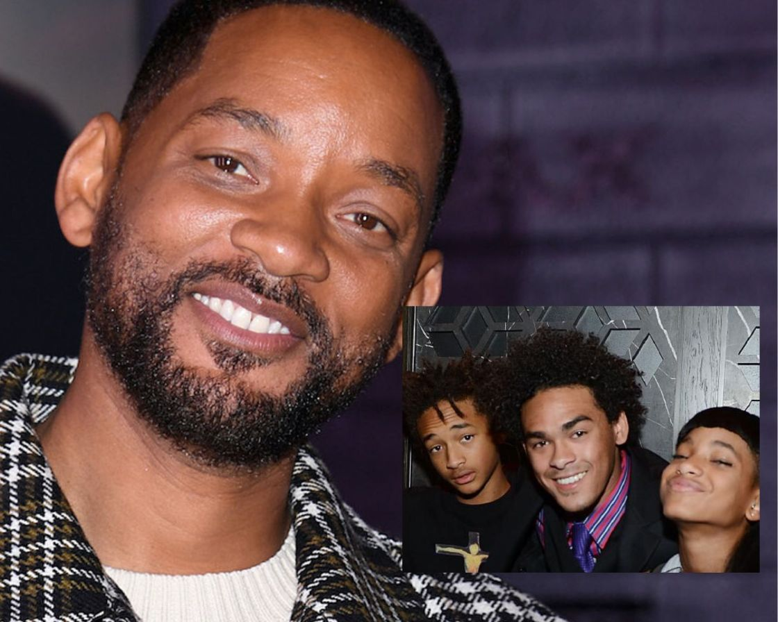 will smith and children