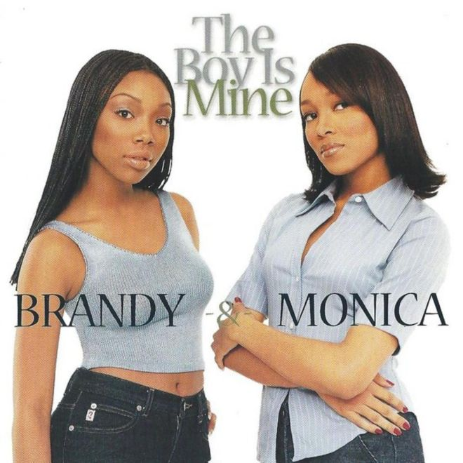 brandy and monica the boy is mine collab