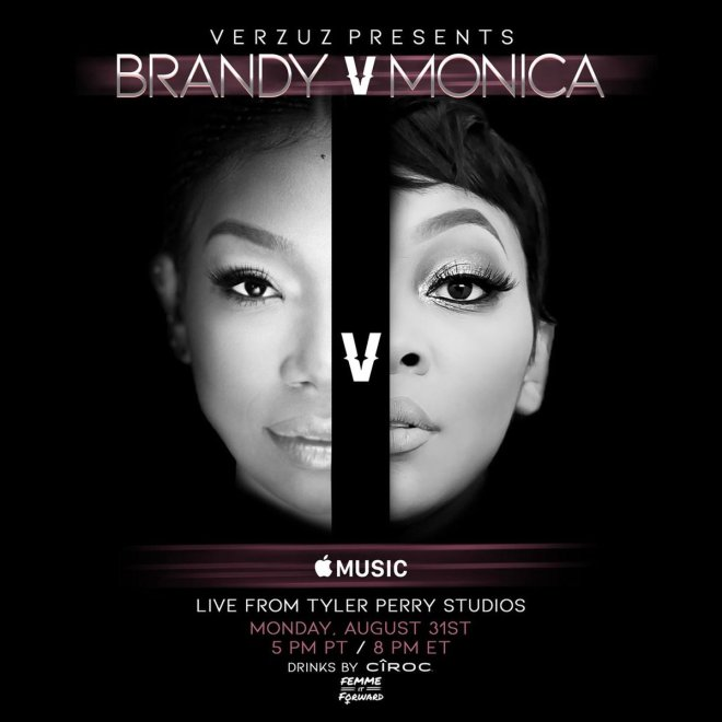 brandy and monica verzuz