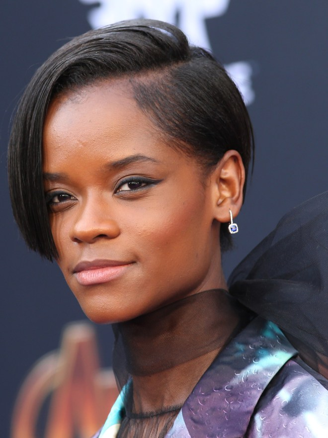 Letitia Wright, Samual L. Jackson make top 12