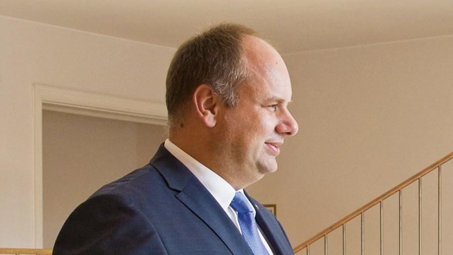 Dirk Hilbert Oberbürgermeister of Dresden