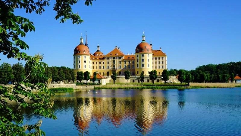 Schloss Moritzburg Moritzburger Teichwirtschaft