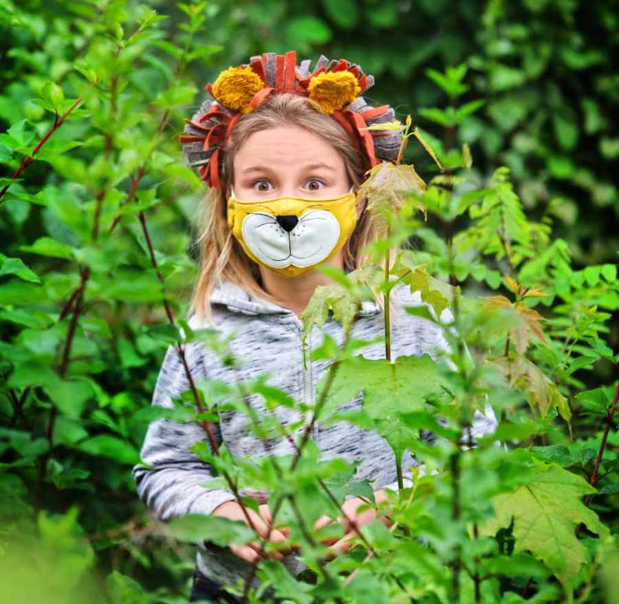 Corona Kinder-Masken