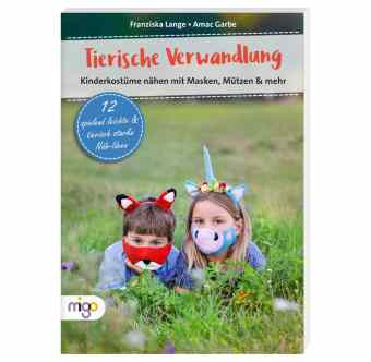 Buch Tierische Verwandlung