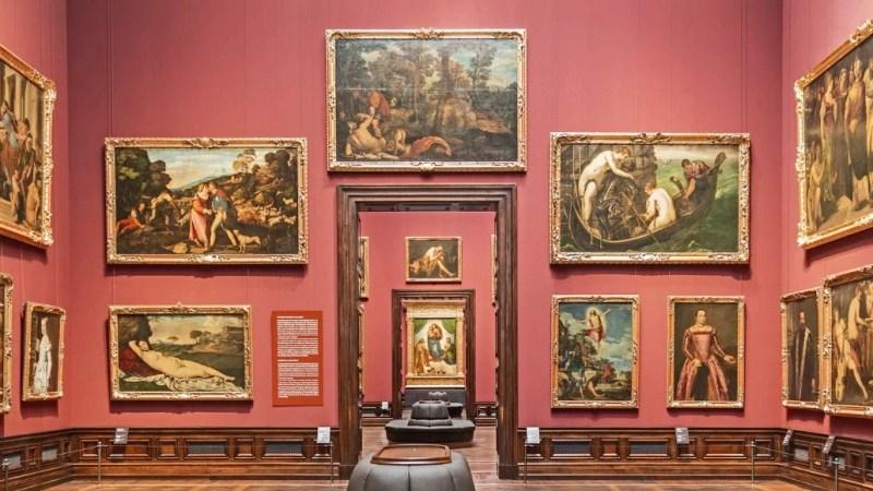 Gemäldegalerie Alte Meister italienische Malerei