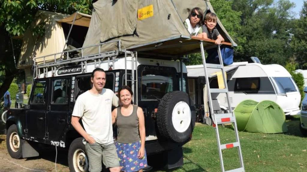 Camping Dresden Familie Buchberger