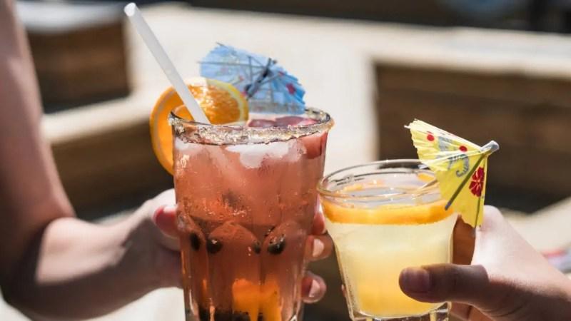 Cocktails trinken Dresden