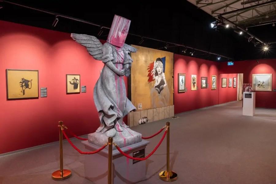 The Mystery of Banksy(c)Dominik Gruss