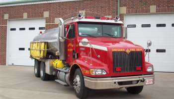 Grants Awarded to Dresden Fire Department Make Huge Impact