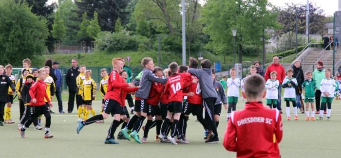 3. DSC Pfingst-Cup mit vielen Toren