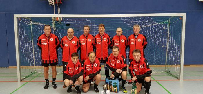 Traditionself wird Dritter beim 2. Martin-Klemig-Hallen-Cup