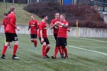 16. Spieltag: SV Fortuna Trebendorf 1996 - Dresdner SC 0:3