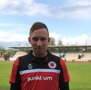 Michael Wege wird neuer DSC-Trainer