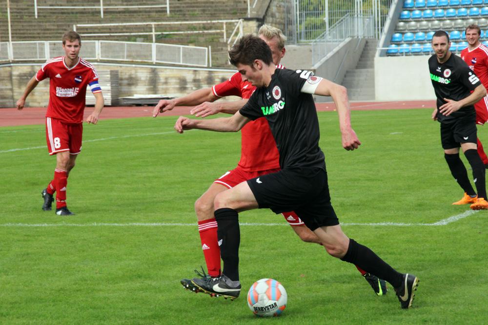 6. Spieltag: Dresdner SC - SG Crostwitz 1981 0:1