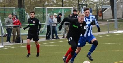 Testspiel: Niederlage gegen den SV Bannewitz